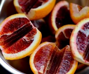 Chuyên cung cấp giống cây cam cara, cam máu sỉ, lẻ