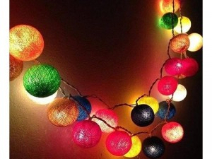 Đèn Dây Trang Trí Thái Lan