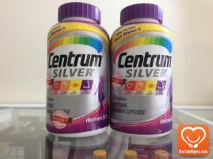 Viên uống Centrum Silver Ultra Women's 50+ - Centrum