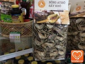 Bông Atiso sấy khô 225g - L'ANGFARM