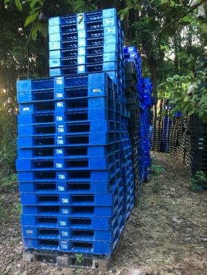 Pallet nhựa 1200x1000x120mm giá rẻ. Sản phẩm bảo hành 6 tháng trở lên. Liên hệ: 0906193788 (24/24)