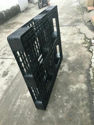 Pallet nhựa cũ 1100x1100x120mm giá rẻ toàn quốc