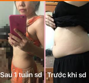 Golean detox Malaysia -thảo mộc giảm cân, giảm béo an toàn mua ở đâu ?