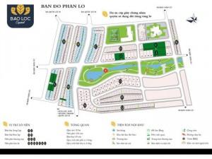 Bán Đất Bảo Lộc Capital ngay trung tâm Bảo Lộc cơ hội đầu tư cuối năm