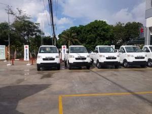 Tặng bảo hiểm thân xe  khi mua xe Suzuki Super Carry, xe nhập khẩu indonesia