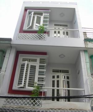 Nhà NC hẻm ôtô, Tân Hương 4x13, 2lầu, 3 PN, 3WC