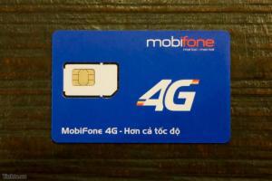 Sim 3G mobifone dung lượng không giới hạn