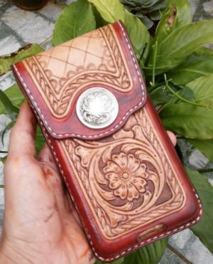 Hộp đựng bút 3 ngăn dòng Thượng Lưu