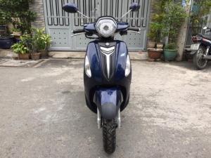 Yamaha Grande 125cc FI, màu xanh chính chủ, xe mới tinh