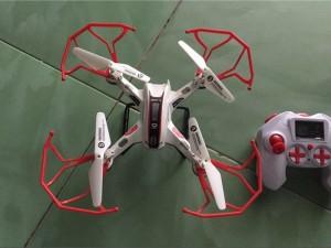 Bình Dương - Bán máy bay điều khiển từ xa Flycam Drone 4 cánh