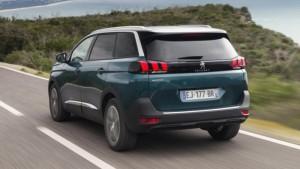 Xe Pháp CN Thái Nguyên- Peugeot 5008 thế hệ mới SUV 7 chỗ