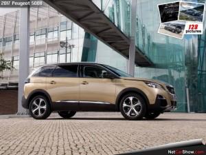 Bán xe 5008 SUV Peugeot thế hệ mới sắp ra mắt 2018