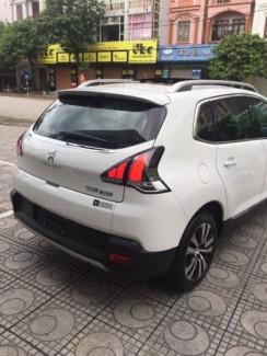 Peugeot Cao Bằng- Bán xe 3008 phiên bản 2017 Giá rẻ