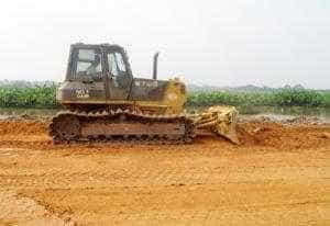 Dịch vụ san lấp đất nền dự án Nha Trang