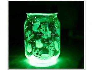 Bột Huỳnh quang Phát sáng