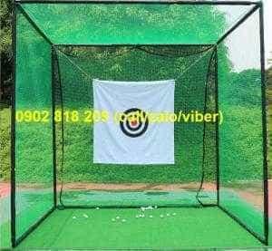Khung lều tập golf cho người mới choi