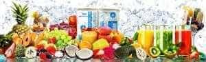 Bán men trái cây