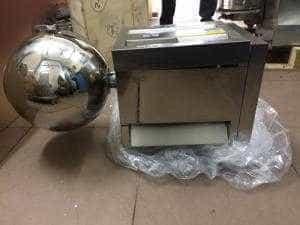 Máy làm viên trân châu, máy vo viên bánh nhãn, máy làm viên thuốc đông y