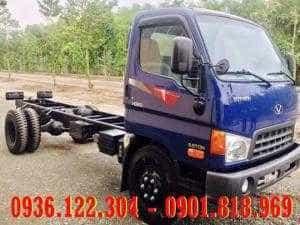 Xe tải Hyundai 8 tấn HD120s thùng dai 6m2