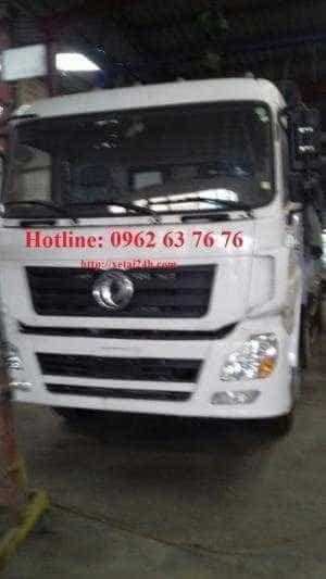 Xe tải Dongfeng 4 chân L315 động cơ Isuzu
