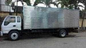 Xe tải JAC 6 tấn chính hãng thùng dài 6.2m giá rẻ