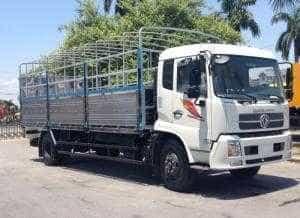 Bán xe tải thùng B190 Dongfeng Hoàng Huy nhập khẩu 9,15 tấn
