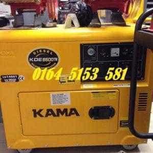 Hạ giá máy phát điện chạy dầu 5kw,7kw,8kw của Đức, Nhật cho hộ gia đình