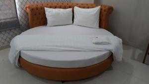 Giường tròn đẹp - giường tròn đẹp mua ở đâu tại TPHCM