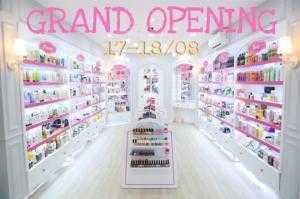 Shop Mỹ Phẩm Cần Tuyển Gấp Nhân Viên Bán Hàng Dịp Tết
