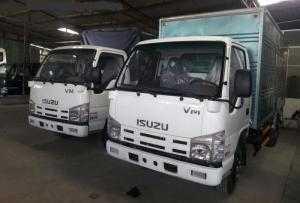 Xe tải Vĩnh Phát 3.45T - isuzu 3 tấn 45 -...