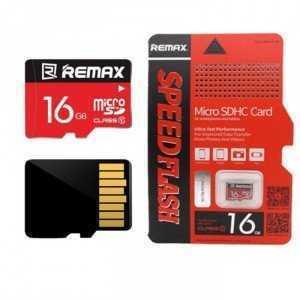 Thẻ nhớ Micro SD class 10 16GB Chính Hãng Remax Bảo Hành 12 Tháng - MSN388309