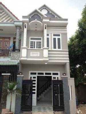Cần bán căn nhà mới xây chưa ai ở , SHR , Bình Chánh