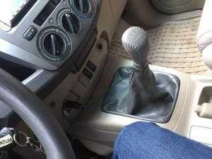 Cần bán xe Toyota Fortuner G số sàn 2010 màu xám bạc cực đẹp, lăn bánh 75.000km