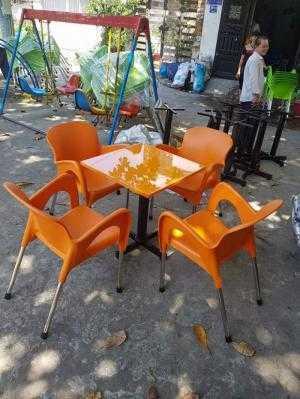 bàn ghế mây cafe sân vườn giá rẻ nhất