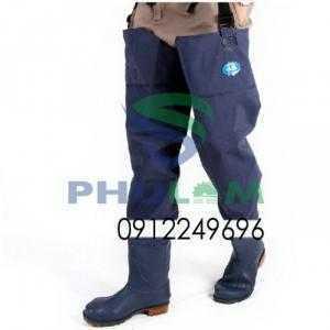 Ủng câu cá PVC
