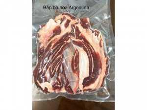 Bắp bò hoa Argentina