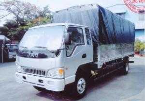 Bán xe tải Iac 7.25t/ 7t25 thùng bạt trả trước 200 triệu