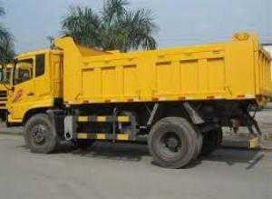 Bán xe Ben 8 tấn (4x2) Dongfeng Hoàng Huy nhập khẩu