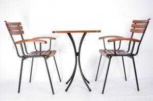 Ghế gỗ cafe hgh40