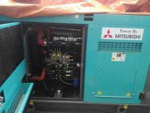 Máy phát điện 80 Kva Mitsubishi giá rẻ