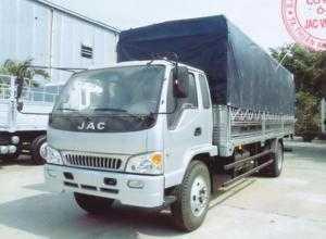 Xe tải jac 8,4 tấn trả góp
