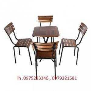 Cần thanh lý gấp nhiều bàn ghế cafe,ghế nhà hàng ..  giá cực rẻ