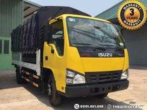 Xe tải Isuzu 1T9 - Bán xe Isuzu 1.9 tấn - Isuzu 1.9T 1,9 tấn QKR55H - Trả góp 90% toàn quốc