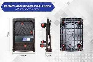 Xe đẩy hàng Nikawa WFA-150DX