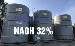 NaOH 32 xút lỏng 32