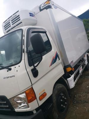 Xe tải Hyundai HD65 thùng mui bạt - giá ưu đãi KM cực lớn