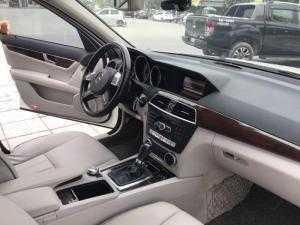 Mercedes C250 sản xuất 2011 đăng ký chính chủ từ đầu