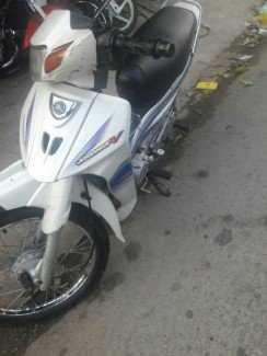 Yamaha sirius 102 cc 2k02 bstp