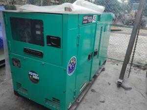 Sửa chữa bảo trì máy phát điện tại Quảng Ninh