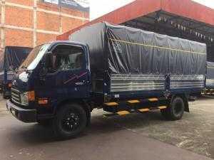 Bán xe tải Hyundai 8 tấn Hyundai HD120S thùng kín, thùng bạt, hỗ trợ trả góp 90%